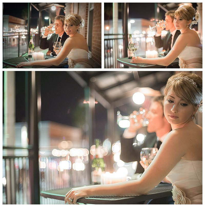 Ybor City wedding photography at the italian club by Castorina wedding Photography