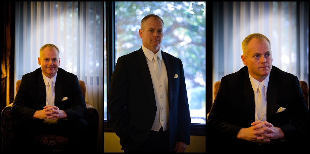 Tampa Groom Portraits on Wedding Day | Tampa Wedding Photographer Castorina Photography