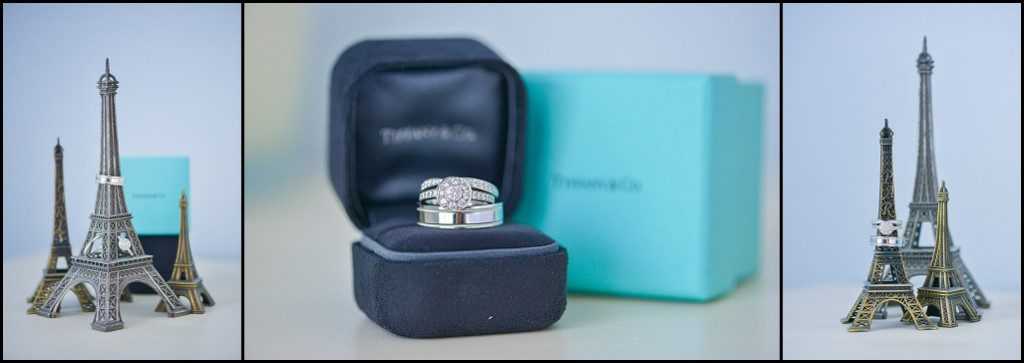Tiffany and Co. Wedding Engagement Rings | Tampa Wedding Photographer Castorina Photography & Films