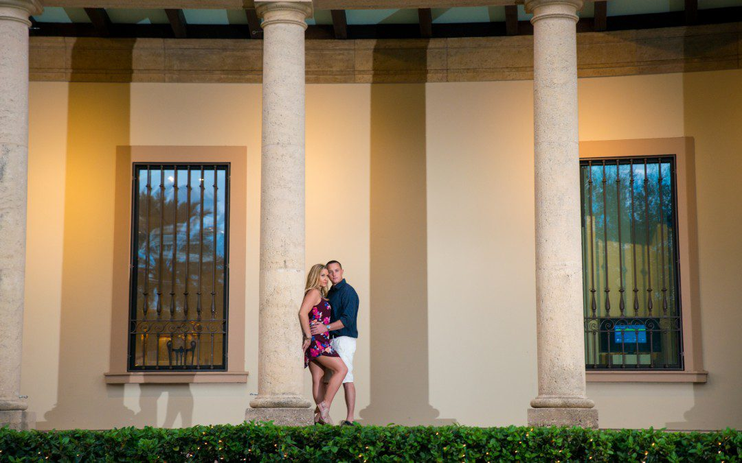 Marina Engagement Session | Downtown St. Pete, Florida
