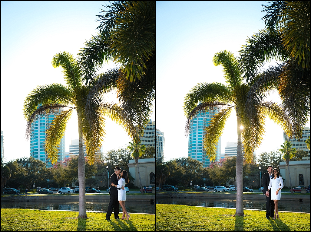 Downtown St. Petersburg Engagement Session_0005