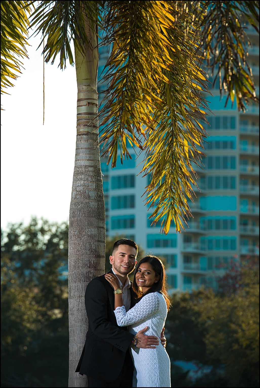 Downtown St. Petersburg Engagement Session_0007