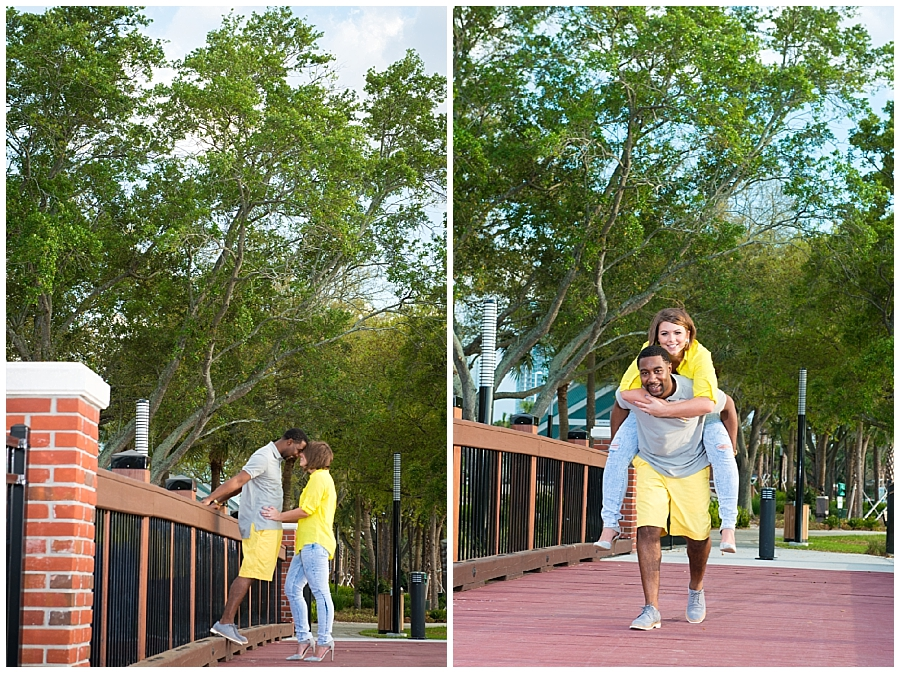 Tampa Riverwalk Engagement Session_0009