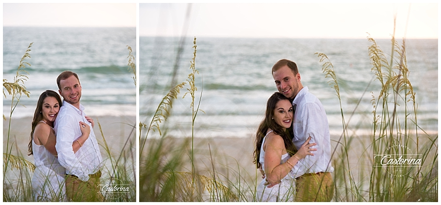 St. Petersburg Beach Engagement Session- Castorina Photography_0010