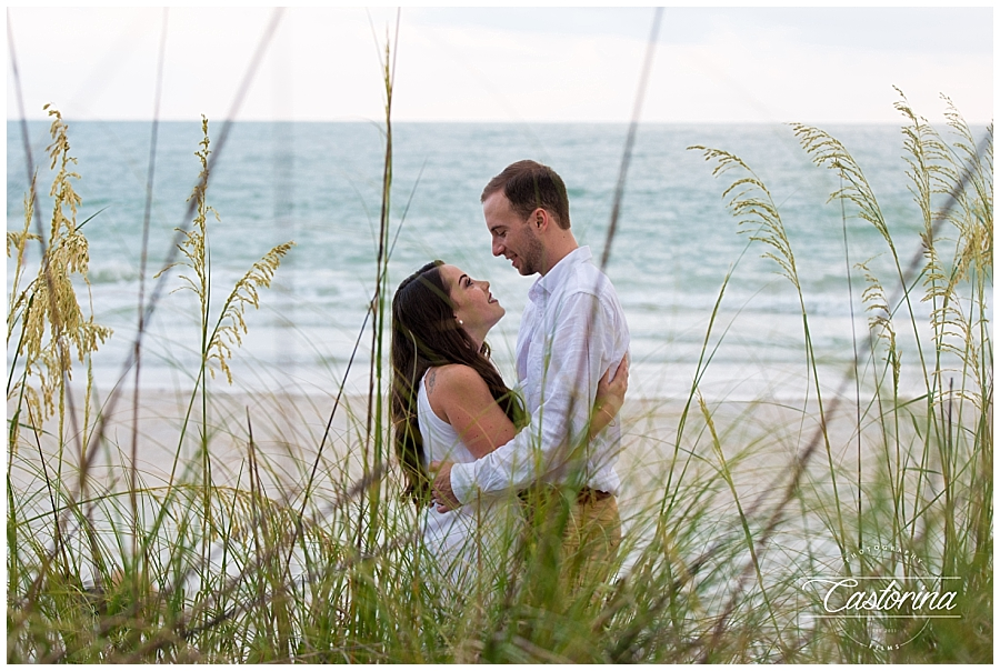 St. Petersburg Beach Engagement Session- Castorina Photography_009