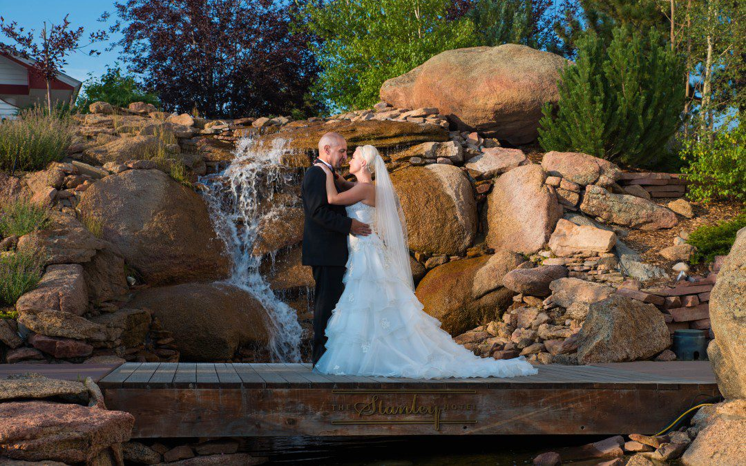 Historical The Stanley Hotel Wedding | Estes Park Colorado Wedding Photographer