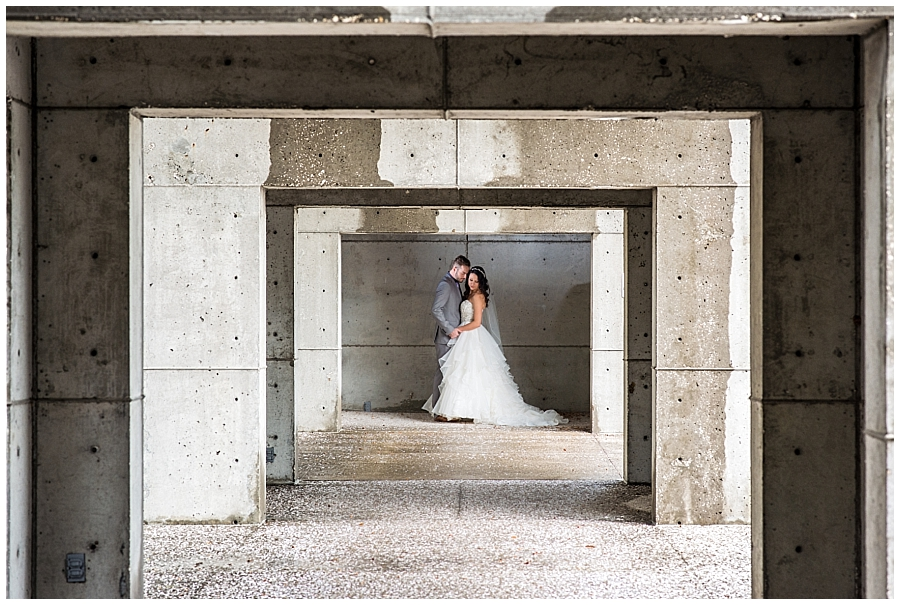 Blue & Silver MOSI Wedding | Tampa Wedding Photographer