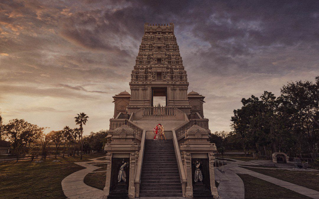 Tampa Indian Wedding | Post Wedding Indian Photoshoot