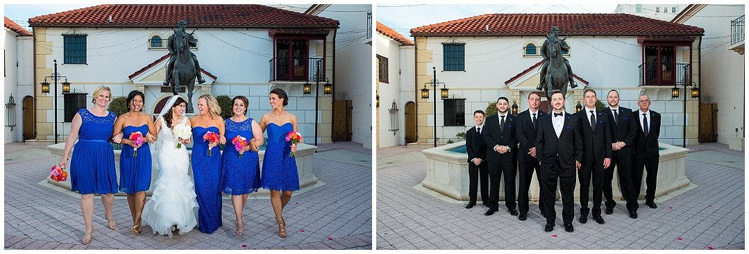 South Florida Museum, Sarasota Wedding Photographer, Castorina Photography_0018