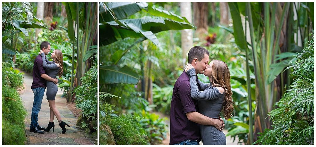 Sunken Gardens, St. Petersburg Engagement Photos, St. Peteresburg Wedding Photographer, Castorina Photography_0006