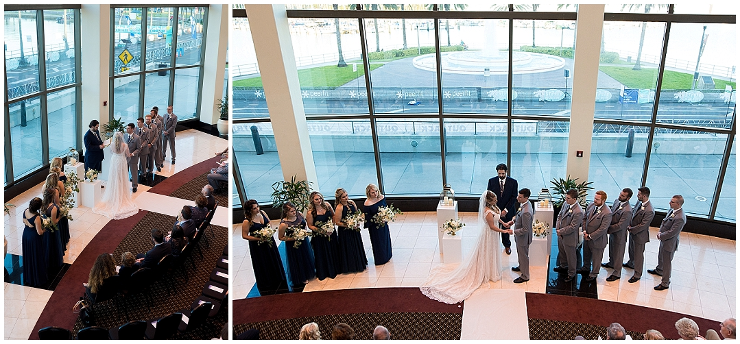 Mahaffey Theatre Wedding, Downtown St. Petersburg Wedding, Morean Center for Clay Wedding, Castorina Photography, St. Petersburg Wedding Photographer_0028