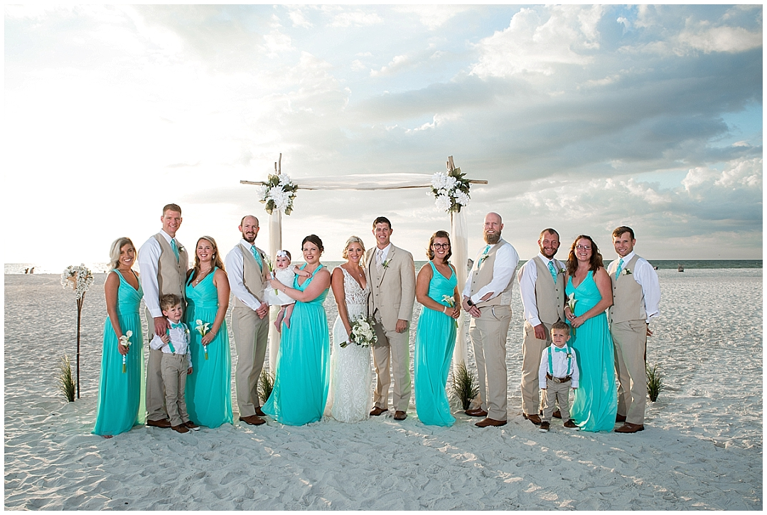 Clearwater Community Sailing Center, Mandalay Park Beach, Clearwater Wedding Photographer, Castorina Photography_0023