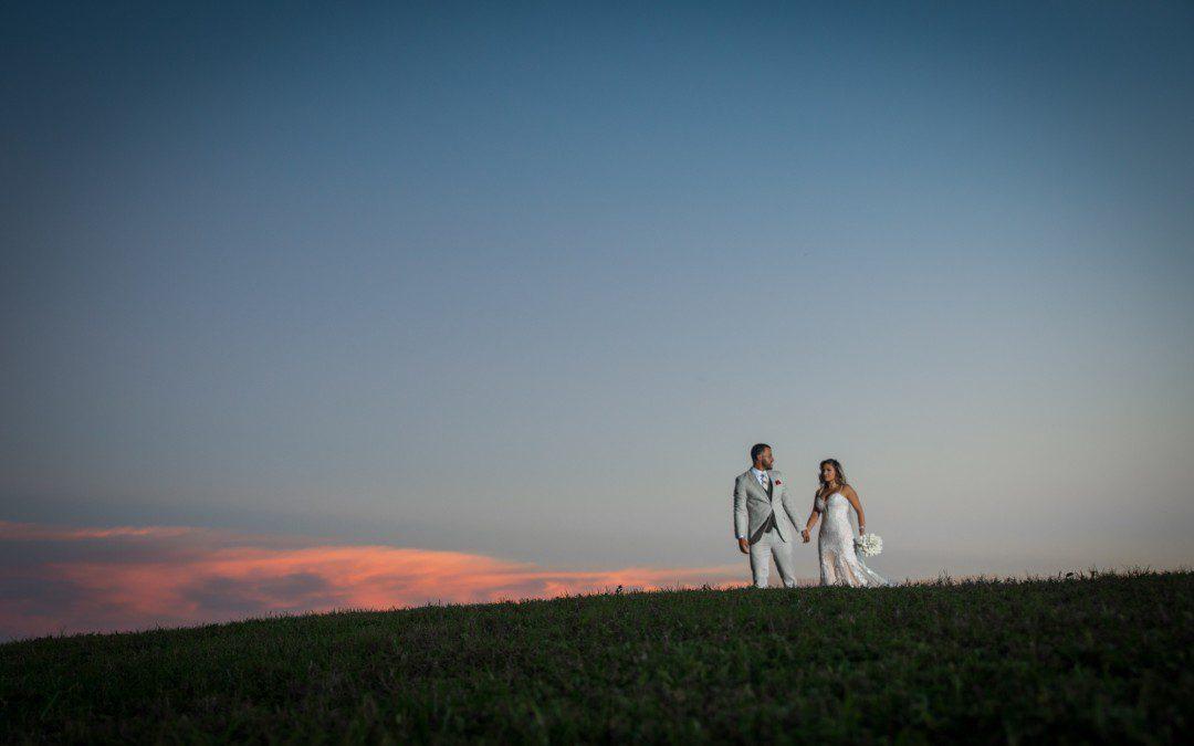 Silver & Rose Gold Romantic Wedding Part Two | Crystal Ballroom at Veranda Orlando