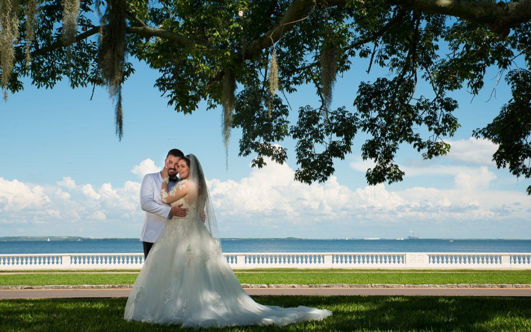 The Chapel of the Holy Cross Church & Tampa Garden Club Wedding | Tampa Wedding Photographer